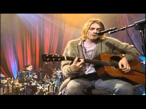 Nirvana - Polly - [Unplugged MTV]