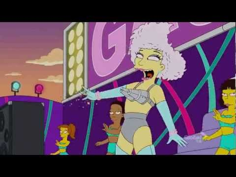 Lady Gaga - Monster (Lisa Goes Gaga)