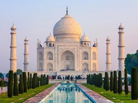 Taj Mahal Turning Yellow Due To Pollution