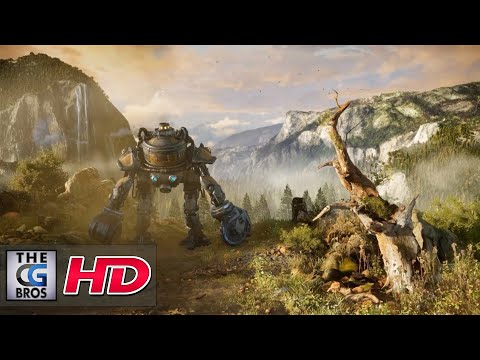 """CGI 3D Animated Short: """"Lost"""" - by RealtimeUK 