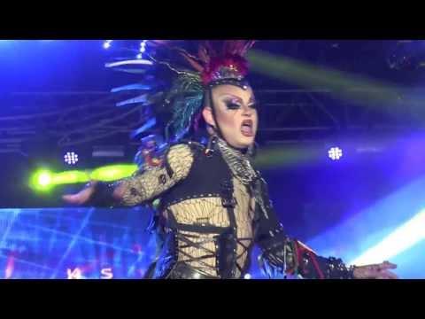 Genre Monster - Starlight Cabaret Show 2013 - Atlanta Gay Pride - Drag Queen Show