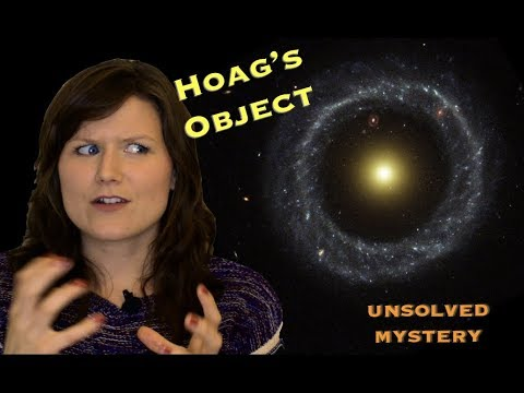 Hoag's Object | The Mystery of Ring Galaxies