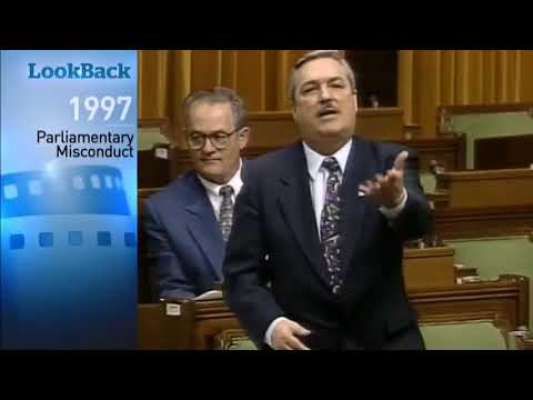 Reform MP Darrel Stinson knew how to deal with Liberals who call Conservatives racists.