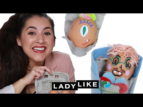 We Took Care Of An Egg Baby For A Day • Ladylike
