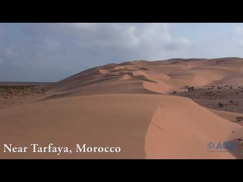 Mystery Of Singing Sand Dunes Solved