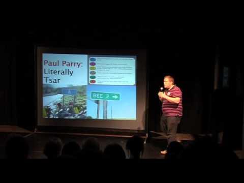 Ignite Bristol 02 - Paul Parry - Literally