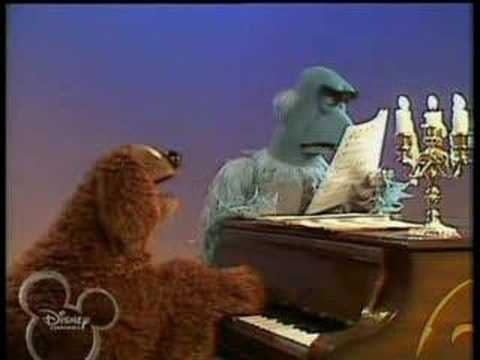 Muppet Show - Rowlf and Sam the Eagle - Tit Willow (s01e20)