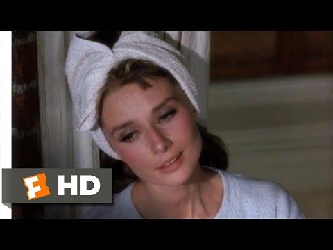 Breakfast at Tiffany's (3/9) Movie CLIP - Moon River (1961) HD
