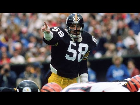 Jack Lambert Ultimate NFL Career Highlights