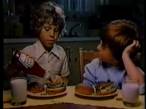classic Heinz Ketchup Anticipation TV ad 1979
