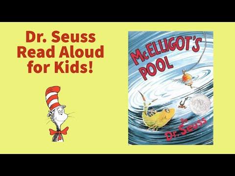 McElligot's Pool | March Dr. Seuss Day Read Aloud for Kids!