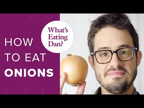 The Science Behind the Most Widely Used Allium in the World: Onions | What's Eating Dan?