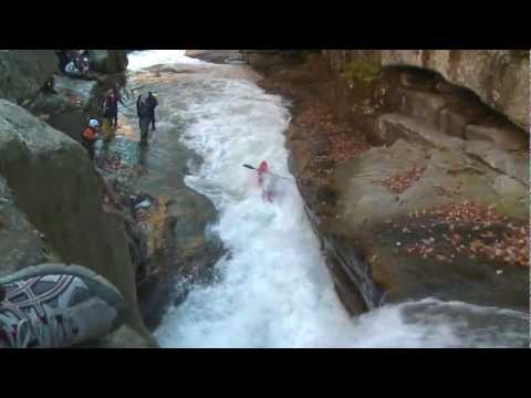 2011 Green River Narrows Extreme Kayak Race