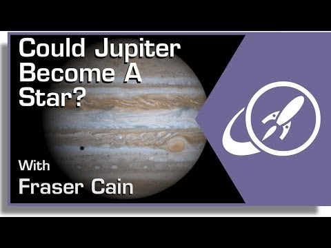 Could Jupiter Become A Star? What it Takes For Stellar Fusion