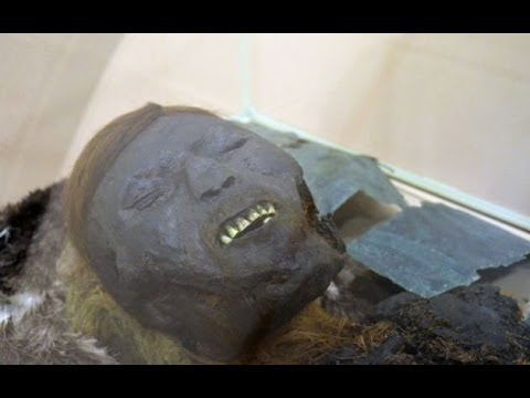 800-Year-Old Mummies Found in Russia