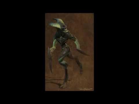 The Mantis Man
