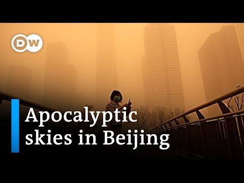 Beijing: Worst sandstorm in a decade | DW News
