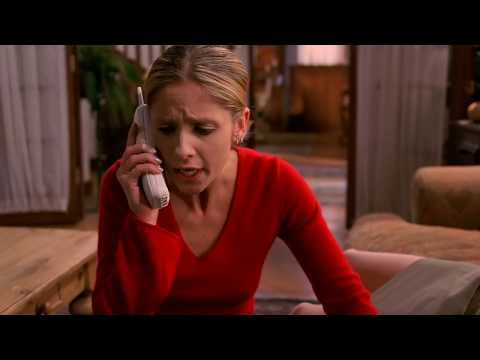 Buffy Finds Her Mom - BTVS HD