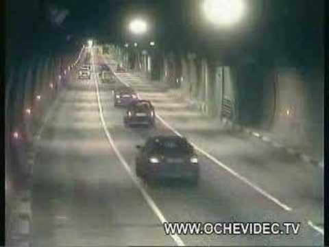 Russia's Tunnel of Death