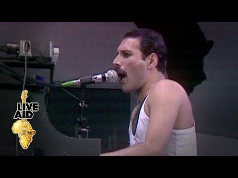 Queen - Bohemian Rhapsody (Live Aid 1985)