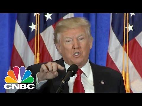 Donald Trump To CNN Reporter: You Are Fake News | CNBC