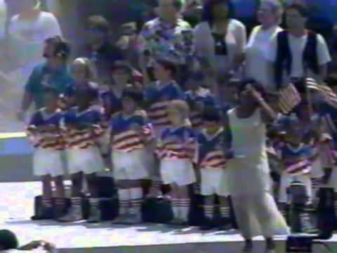 17 Jun 1994 - FIFA World Cup - USA '94 (Opening ceremony 5) - Chicago