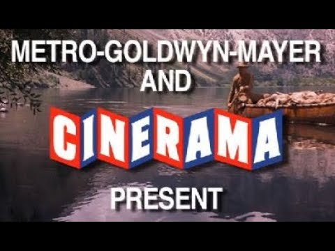 "Smileboxed ""How the West Was Won"" trailer in Cinerama"