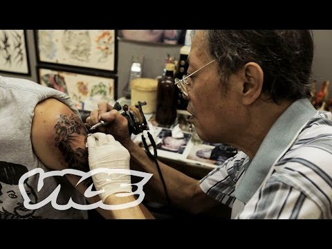 Hong Kong Tattoo Legend: VICE INTL (China)