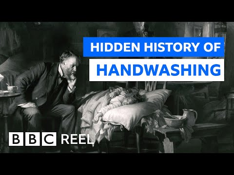 The surprising history of hand-washing - BBC REEL