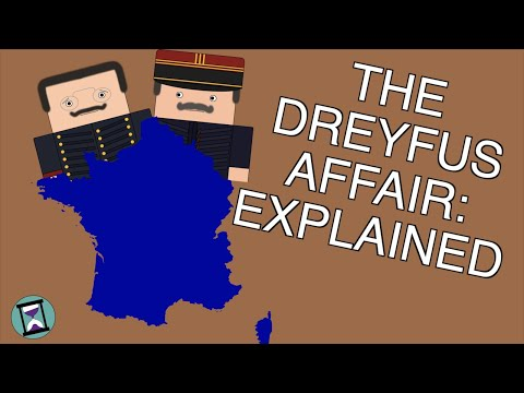 The Dreyfus Affair: Explained (Short Animated Documentary)