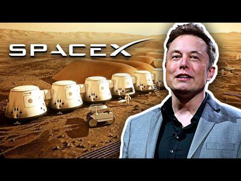 Elon Musk's Plan To Colonize Mars