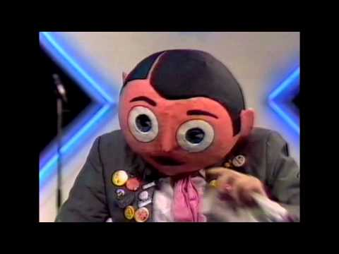 Frank Sidebottom - First TV Appearance on 'TX' (1985)