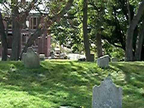 Howard Street Cemetery in Salem MA