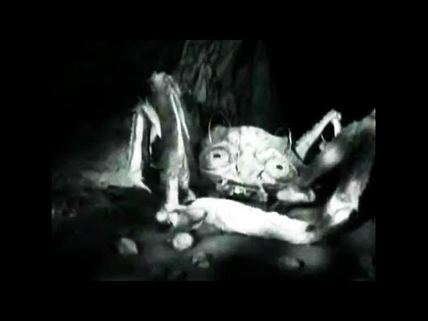"""All The Crab Monster Scenes From """"Attack Of The Crab Monsters"""" (Roger Corman, 1957)"""