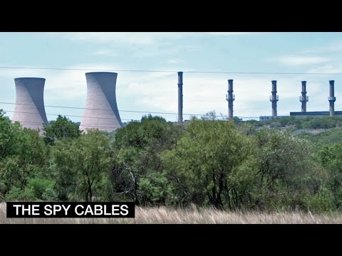 Spy Cables: 'China behind South Africa nuclear break-ins'