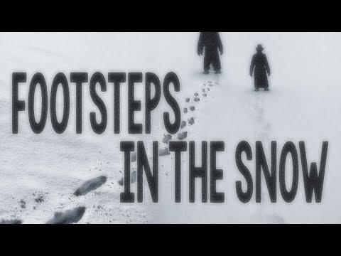 """""""Footsteps in the Snow"""" creepypasta feat. Otis Jiry ― Chilling Tales for Dark Nights"""