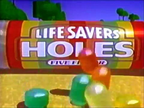 Life Savers Holes Commercial HD