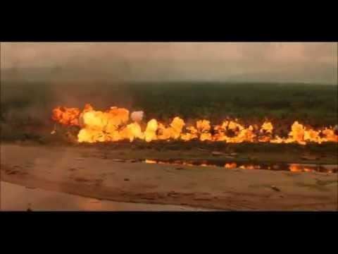 I Love The Smell of Napalm in the Morning ::: Apocalypse Now