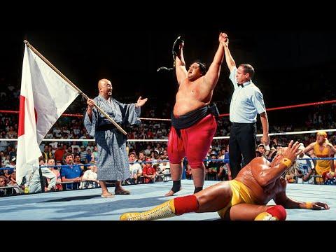 Yokozuna's most gigantic victories: WWE Playlist