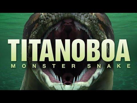 Titanoboa: Monster Snake - Titanoboa cerrejonensis