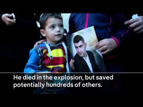 Adel Termos hailed as Beirut hero