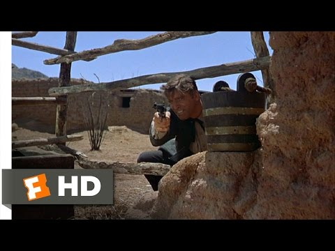 Gunfight at the O.K. Corral (9/9) Movie CLIP - The Clanton Family Goes Down (1957) HD