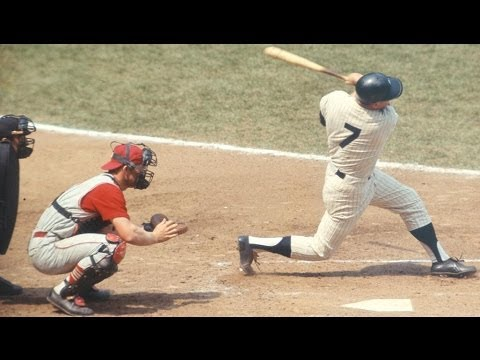 Mickey Mantle: The Definitive Story (MLB Baseball Sports Documentary)