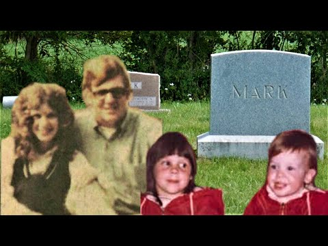 The Mark Family Murders- Visiting the Family Graves