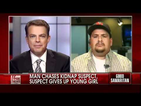 Hero Victor Perez Saves 8-Year-Old Girl