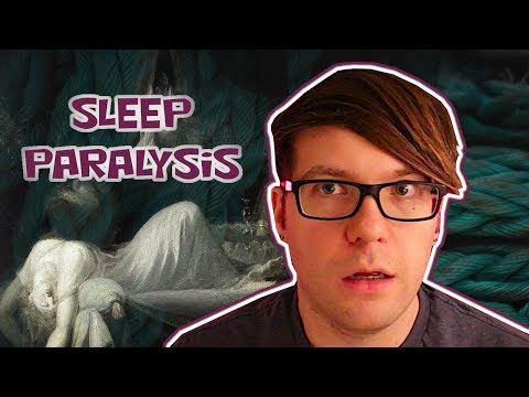 Sleep Paralysis + Kanashibari