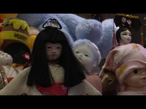 Dolls get 'soul sendoff' for the afterlife in animist Japan