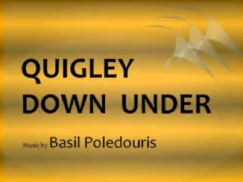 Quigley Down Under 01. Main Title