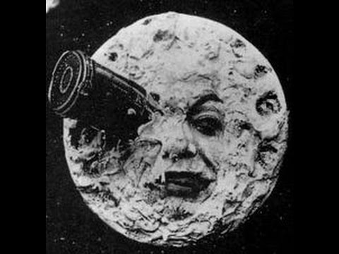A Trip to the Moon - the 1902 Science Fiction Film by Georges Méliès