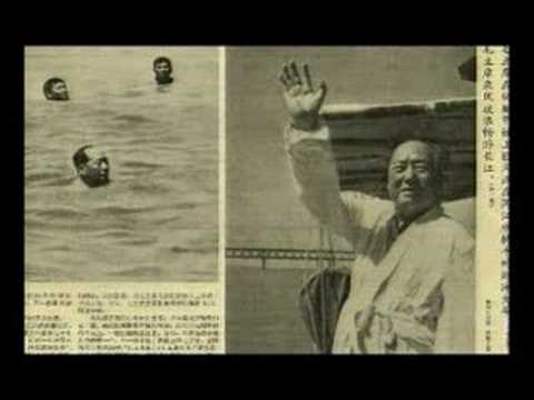 Mao Zedong's 1966 Swim of the Yangtze